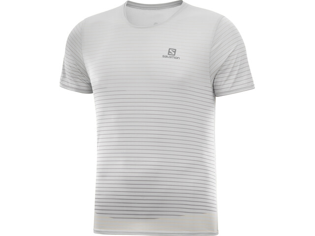 Salomon Sense Camiseta Hombre, white/night sky